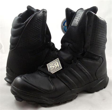 new s adidas sport gsg9 black winter gsg 9 2 boots swat shoes 2 ebay