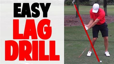 golf swing lag drills golf ball on a stick bing images