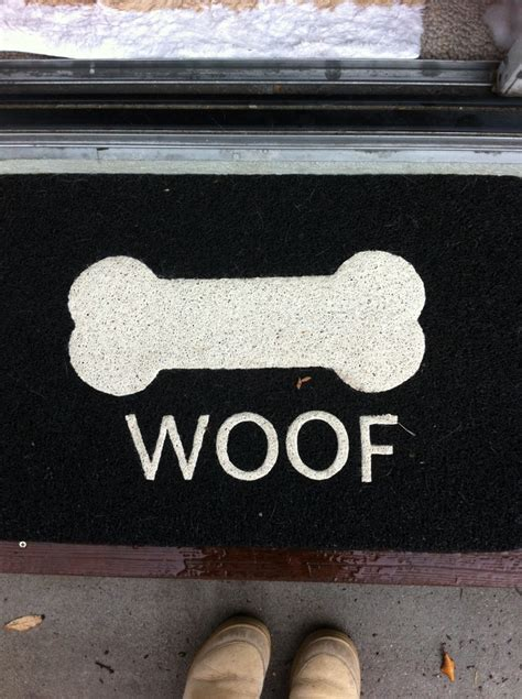 Woof Mat by Woof Not Calm