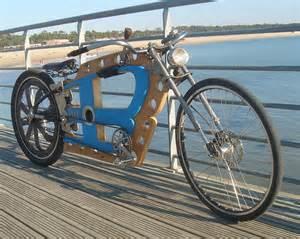 Bugatti Bicycle Photo