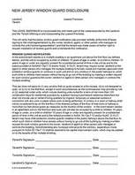 Property Disclosure Form State By State Lease Disclosures Ezlf Affiliate Link Disclosure Template