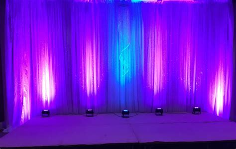 Up Lights by Uplighting Gabro Event Services