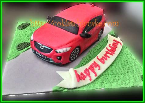 Kue Ulang Tahun Cake Car Cake Ultah Mobil Birthday Cake 3d cake mobil mazda cx 5 arnez jual kue ulang tahun