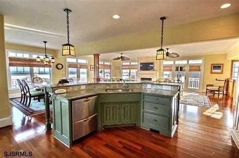 shaped kitchen islands pin by heather merenda on for the home pinterest
