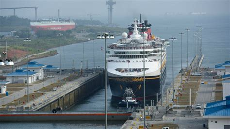Panama Canal Records Expanded Panama Canal Exceeds Expectations Magnetic Media