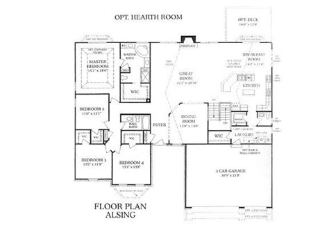 custom ranch house plans beautiful whalen custom homes new home plans design