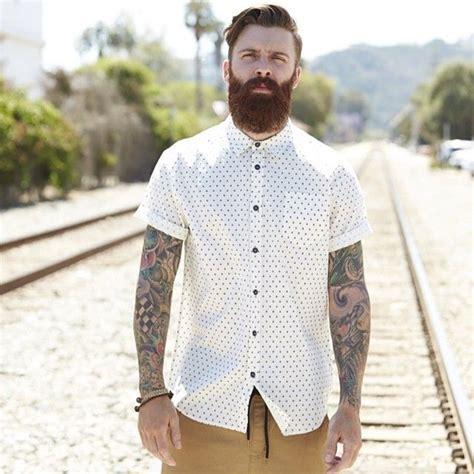 mens fashion for gingers levi stocke such a lovely dark red beard beards bearded