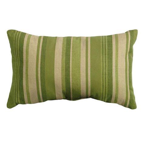 home decorators outdoor pillows home decorators collection breezeway stripe green
