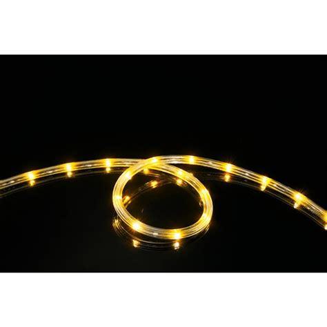 solar rope lights home depot hton bay 16 ft solar led rope light 82056 055sr the