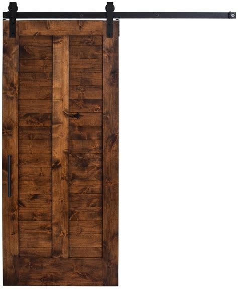 The Barn Door Menu Custom Plantation Interior Sliding Barn Door Rustica Hardware