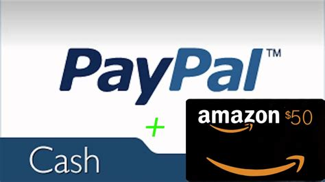 Amazon Gift Card With Paypal - metodo bono para comprar gift card amazon por paypal quot real quot youtube