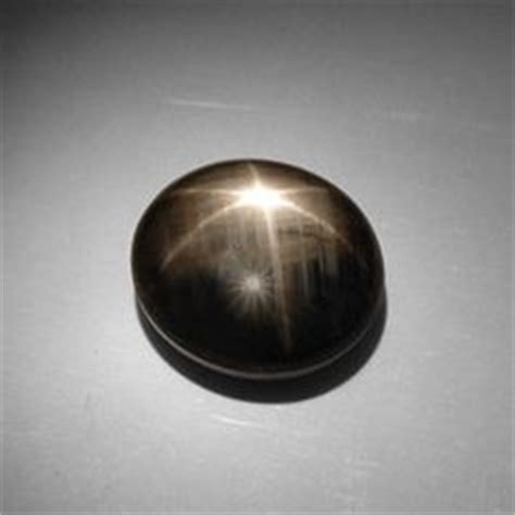 578ct Gem 6 Rays Black Sapphire Safir Saphire 1000 images about sapphire and other starry gems on sapphire black