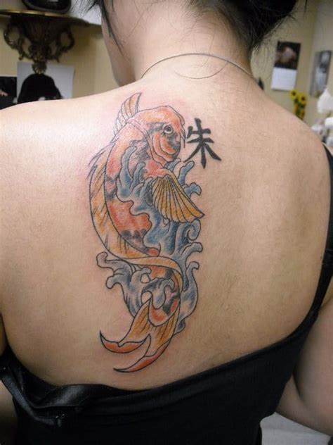 koi fish shoulder tattoo designs 42 mind blowing koi designs exles sheideas