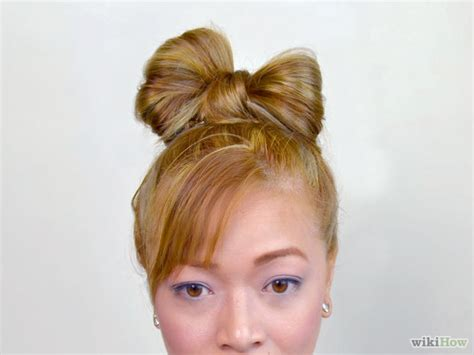 cute hairstyles how to 4 ways to do simple and cute hairstyles wikihow