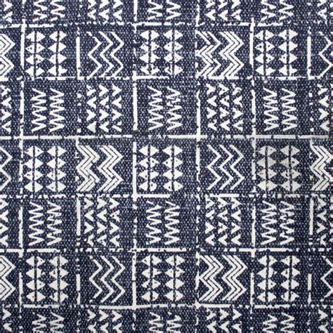 tribal pattern rug tribal indoor outdoor rug blue the block shop