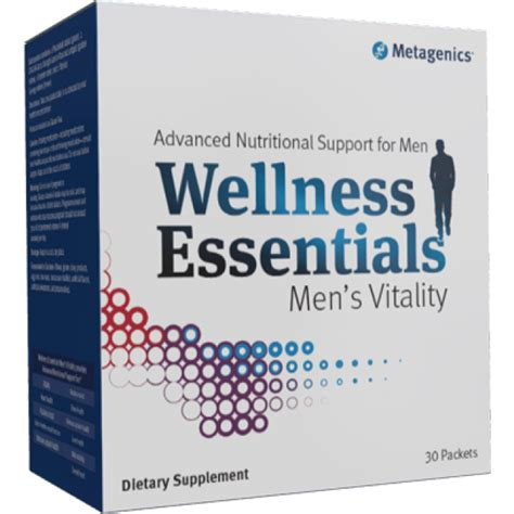Synergy 7 Daily Detox Reviews by Metagenics Wellness Essentials S Vitality 30 Packet S