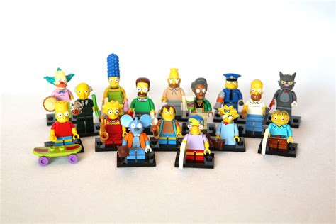 Bart Simpsons Lego Minifigures Series 1 71005 lego wars forum from bricks to bothans view topic
