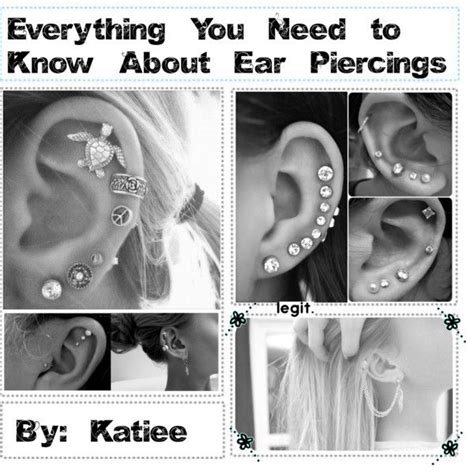 information about your ear lobe cartilage and tragus