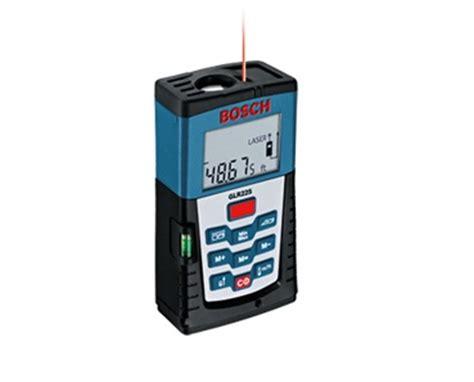 Distance Meter Bosch bosch glr 225 laser distance meter tiger supplies