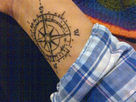 compass tattoo religious meaning 74 best body art images on pinterest