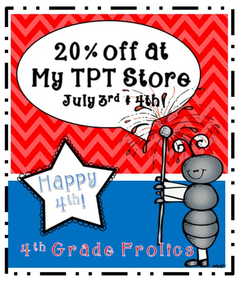 Tell Me Tell Me 4th Grade Goodnight Everyone July 3rd And 4th Sale 4th Grade Frolics