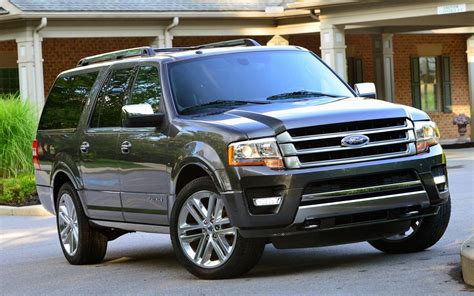 2017 Ford Expedition Review Platinum Price Autosdrive Info