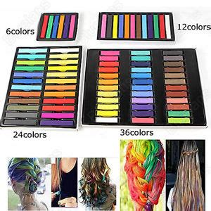 temporary hair color wash out temporary fast wash out hair chalk dye hair pastels 6 12