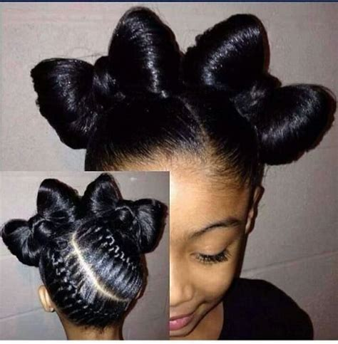 hairstyles for school bow 20 cute hairstyles for little black girls girls hair guide
