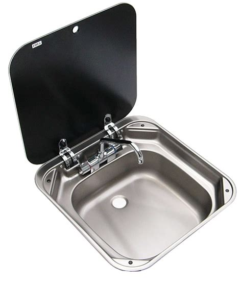 rv kitchen sinks and faucets rv sink fold faucet