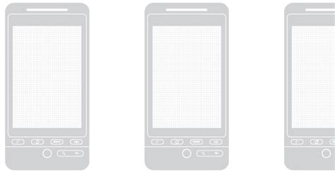 wireframe templates for android exploring android app developers gui kits icons fonts