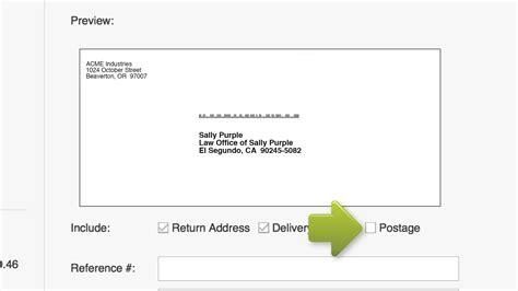 usps envelope printable area how to print envelopes