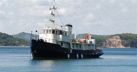 tugboat yacht conversion converted tugboat yacht for sale alpha yachting