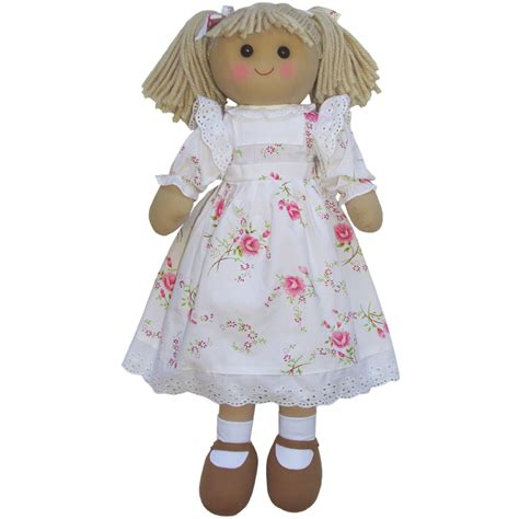 rag doll band mojolondon rag doll with floral dress