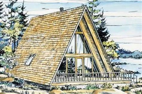 a frame cabin plans free a frame house plans home design ls h 15 1