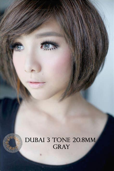 Softlens Dubai 3 Tone Original Korea jual softlens dubai 3 tone softlensmurahku