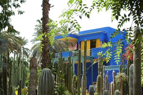 jardin majorelle marrakech photo et image jardins