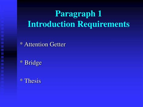 5 Paragraph Essay Powerpoint by Ppt 5 Paragraph Essay Powerpoint Presentation Id 354328