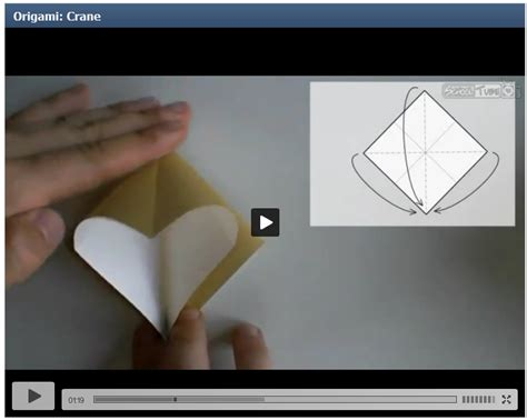 How Do You Fold An Origami Crane - how to make a paper crane origami kcp international