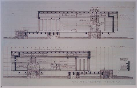hollyhock house plan hollyhock house plan