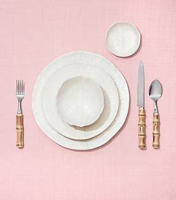 tory burch dinnerware designer tableware dodie thayer plates bowls tory