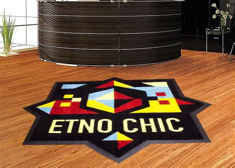 Custom Logo Floor Mats For Business by Custom Logo Custom Shape Floor Mat Floormatshop