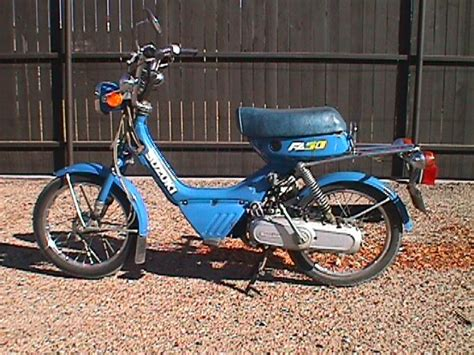Suzuki Fa50 Suzuki Fa50 Shuttle Blue Moped Photos Moped Army