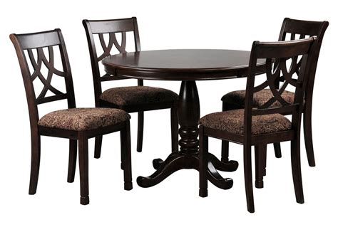 brown traditional dining room furniture living spaces
