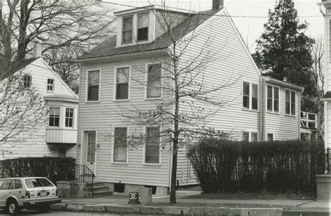 hillel house historical survey of the buildings of lafayette college