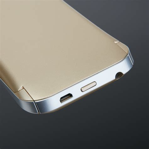wicase wireless charging battery case iphone  gold