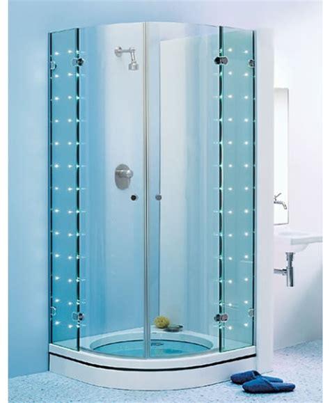 Ready Made Showers Sprinter S Light Frameless Shower From Sprinz For A Cool