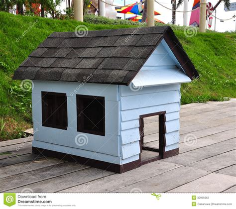 smalldog with wooden dog s house stock image image 30902231 wooden dog house stock photography image 30955962