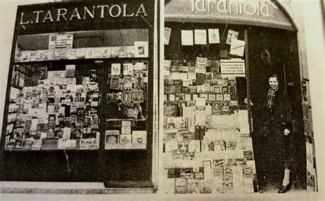 libreria tarantola tarantola