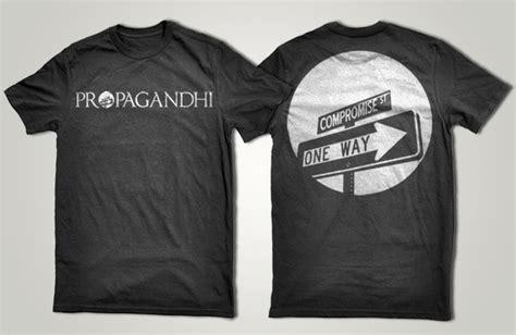 merchandise design proposal propagandhi apparel design proposals on behance