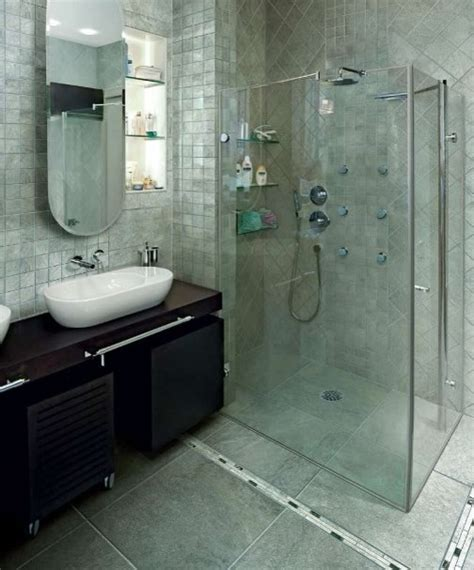 cool modern bathrooms cool chic bathroom space modern bathroom